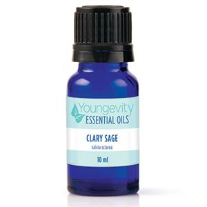 Picture of Clary Sage Oil - 10 ml bottle
