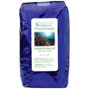 Picture of Dead Sea Salts, Waters of Long Life -  32 oz